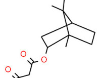 1,7,7-trimethylbicyclo[2.2.1]hept-2-yl acetoacetate