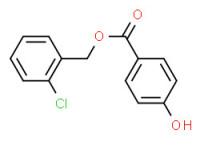 (2-chlorophenyl)methyl 4-hydroxybenzoate
