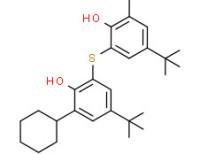 2,2'-thiobis[4-tert-butyl-6-cyclohexylphenol]