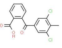 2-(3,5-dichloro-4-methylbenzoyl)benzoic acid