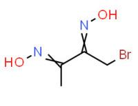1-bromobutane-2,3-dione 2,3-dioxime
