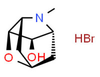 (2a,3aß,5a,6ß,6aß)-(±)-hexahydro-4-methyl-2,5-methano-2H-furo[3,2-b]pyrrol-6-ol hydrobromide