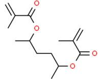1,4-dimethylbutane-1,4-diyl bismethacrylate