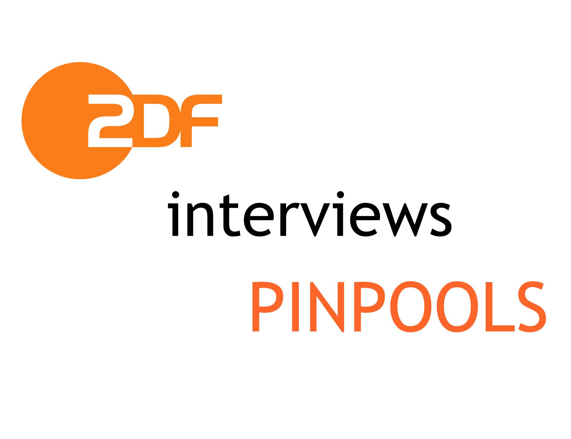 ZDF interviews PINPOOLS