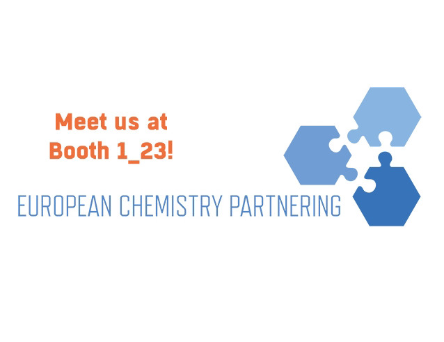 PINPOOLS beim 2nd European Chemistry Partnering