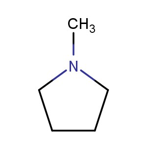 1-Methylpyrrolidine