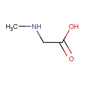 2-(Methylamino)acetic acid