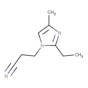 2-Ethyl-4(5)-methyl-1H-imidazol-1-propiononitril