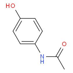 Paracetamol Crystal