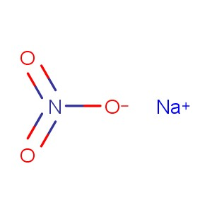 Sodium nitrate solution