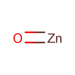 Zinc oxide, various sorts
