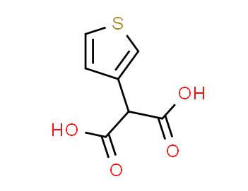 2-thiophen-3-ylpropanedioic acid