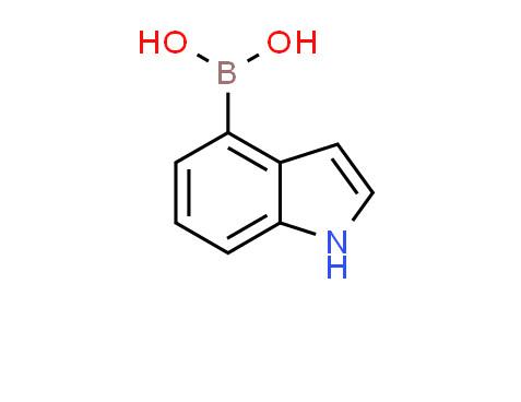 1H-indol-4-ylboronic acid