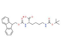 (2S)-2-(9H-fluoren-9-ylmethoxycarbonylamino)-6-[(2-methylpropan-2-yl)oxycarbonylamino]hexanoic acid