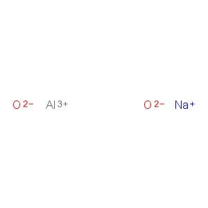 aluminium sodium dioxide