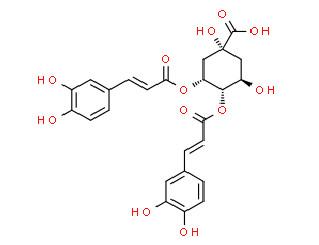 (1S,3R,4S,5R)-4-[4-(3,4-dihydroxyphenyl)-2-oxobut-3-enyl]-3-[3-(3,4-dihydroxyphenyl)prop-2-enoyloxy]-5-hydroxy-1-methylcyclohexane-1-carboxylic acid