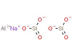 Silica, aluminum sodium salt