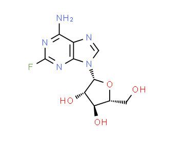 (2R,3S,4S,5R)-2-(6-amino-2-fluoropurin-9-yl)-5-(hydroxymethyl)oxolane-3,4-diol