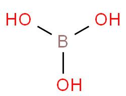 Boric acid granulate 99.5 %