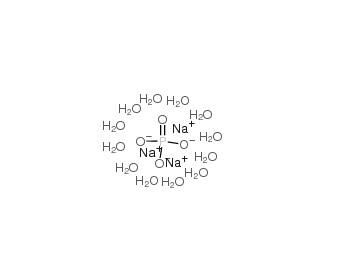 Sodium phosphate tribasic dodecahydrate