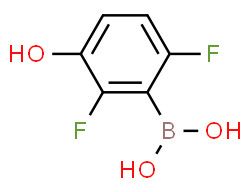 (2,6-Difluoro-3-hydroxyphenyl)boronic acid