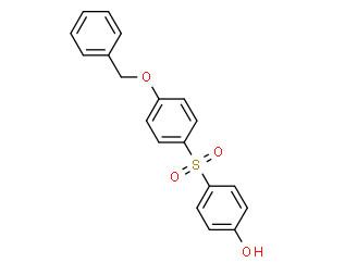 4-((4-(Benzyloxy)phenyl)sulfonyl)phenol