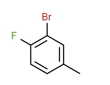 3-Bromo-4-fluorotoluene