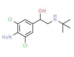 (±)-4-amino-a-[(tert-butylamino)methyl]-3,5-dichlorobenzyl alcohol