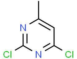 2,4-Dichloro-6-methylpyrimidine