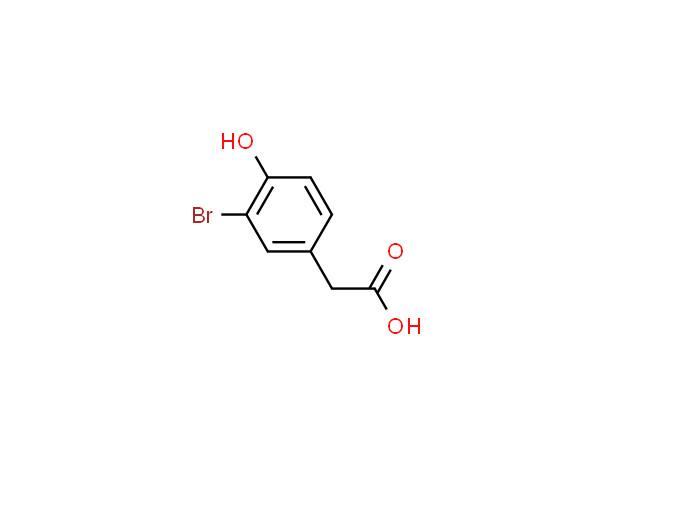 3-Bromo-4-hydroxyphenylacetic acid