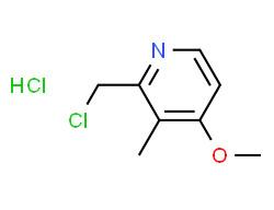 2-Chloromethyl-4-methoxy-3-methylpyridine