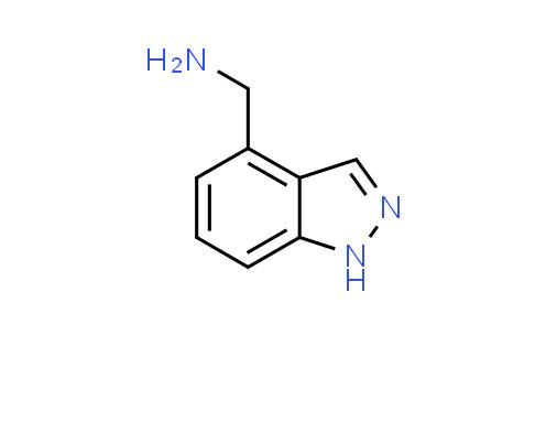 1H-indazol-4-ylmethanamine