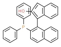 2-Diphenyphosphino-2'-hydroxyl-1,1'-binaphthyl