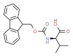(2R)-2-(9H-fluoren-9-ylmethoxycarbonylamino)-3-methylbutanoic acid