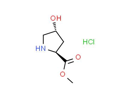 (2R,4S)-Methyl 4-hydroxypyrrolidine-2-carboxylatehydrochloride