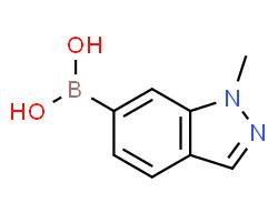 (1-Methyl-1H-indazol-6-yl)boronic acid