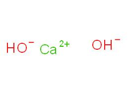 Calcium hydroxide 40 %