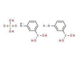 3-Aminobenzeneboronic acid hemisulfate salt