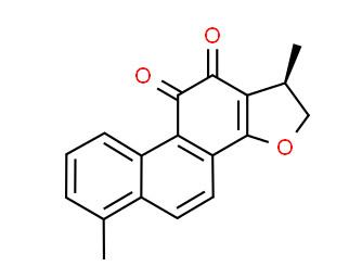 (1R)-1,6-dimethyl-1,2-dihydronaphtho[1,2-g][1]benzofuran-10,11-dione