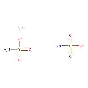 nickel sulfamate solution