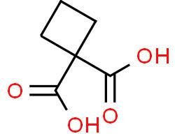 1,1-Cyclobutane Dicarboxylic Acid