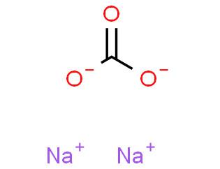 Sodium carbonate light E 500i