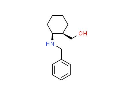 (1R,2S)-(+)-cis-2-(Benzylamino)cyclohexanemethanol