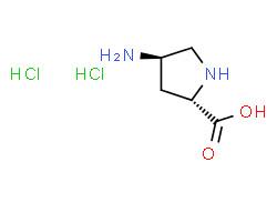 (2S,4R)-4-aminopyrrolidine-2-carboxylic acid,dihydrochloride