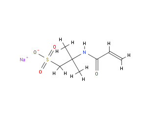 2-Acrylamido-2-Methylpropansulfonic Acid sodium salt solution