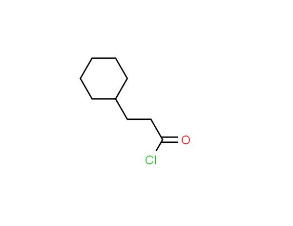 3-Cyclohexylpropionyl chloride