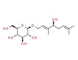 (2R,3R,4S,5S,6R)-2-[(2E)-4-hydroxy-3,7-dimethylocta-2,6-dienoxy]-6-(hydroxymethyl)oxane-3,4,5-triol