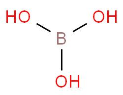 Boric acid granulate/ powder