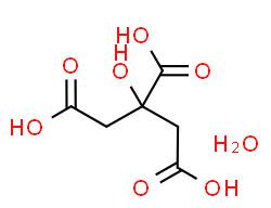 Citric acid monohydrate