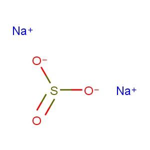 sodium sulfite solid
